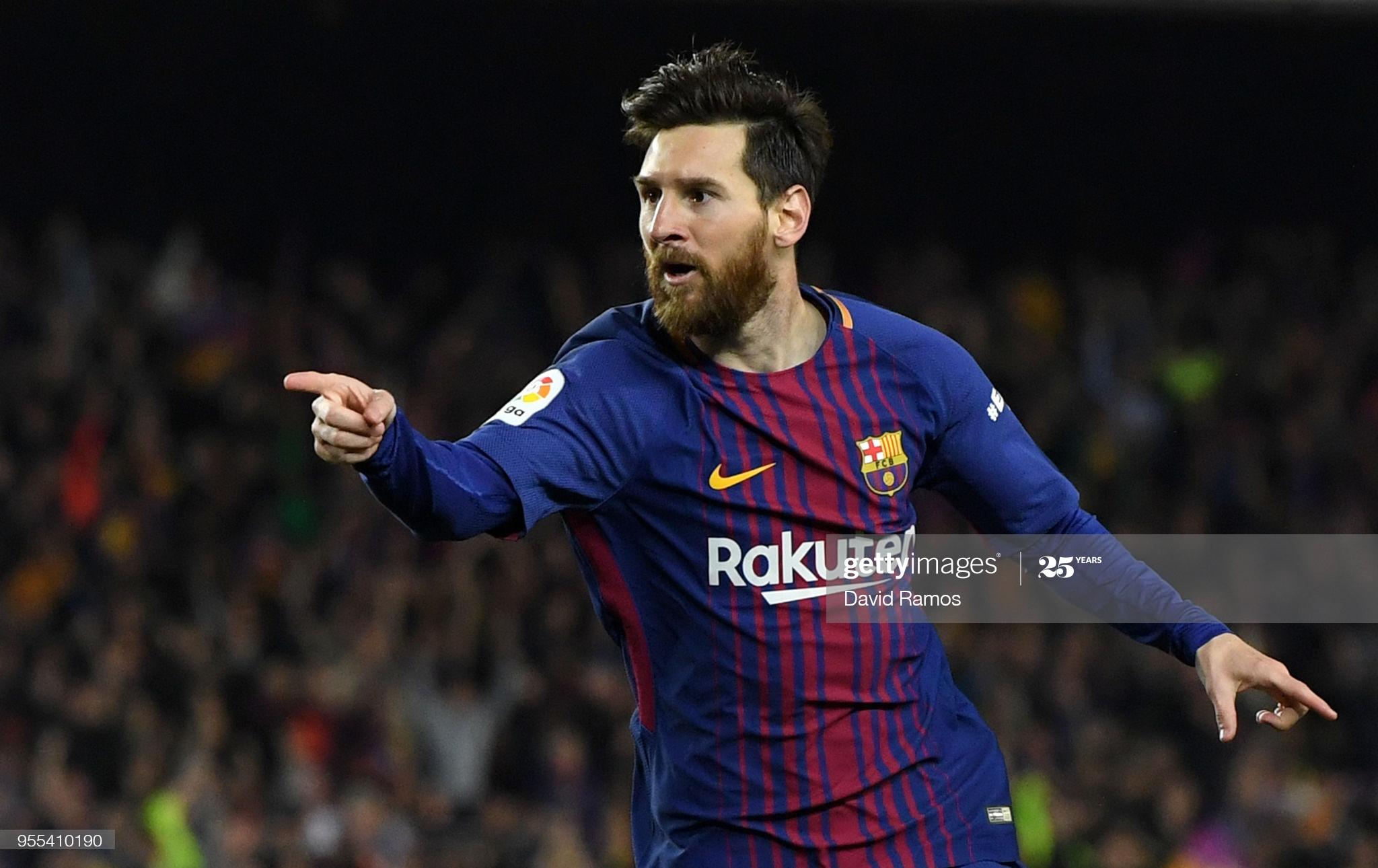Barcelona: Leo Messi