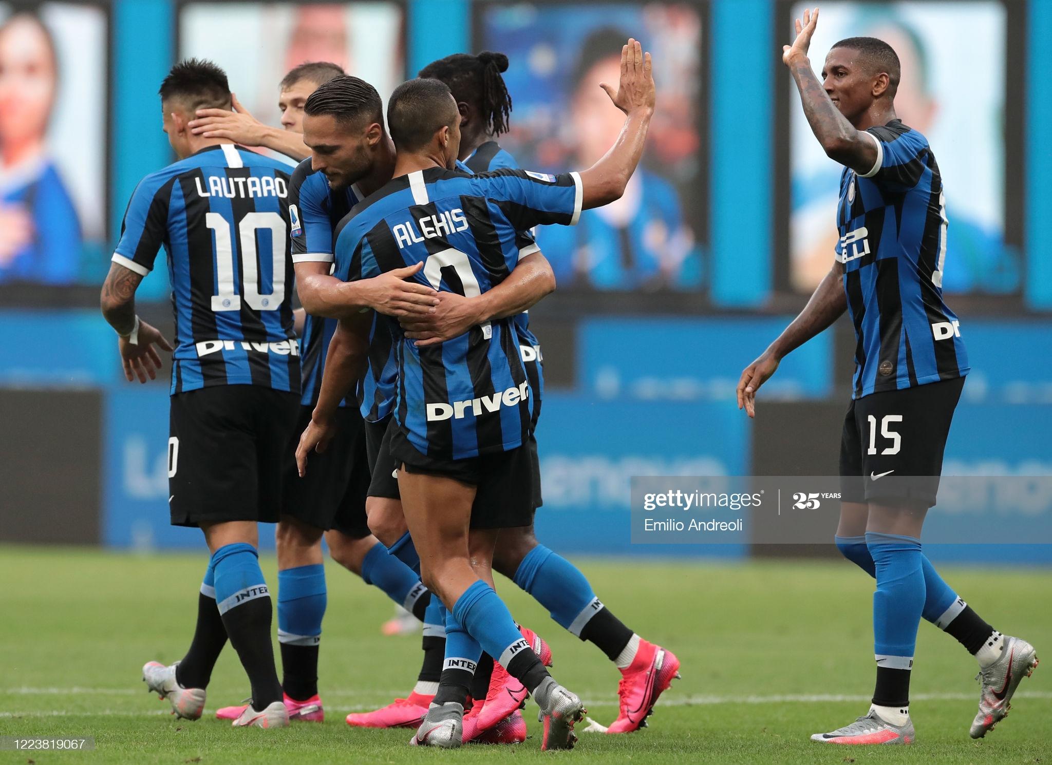 Inter vs Getafe