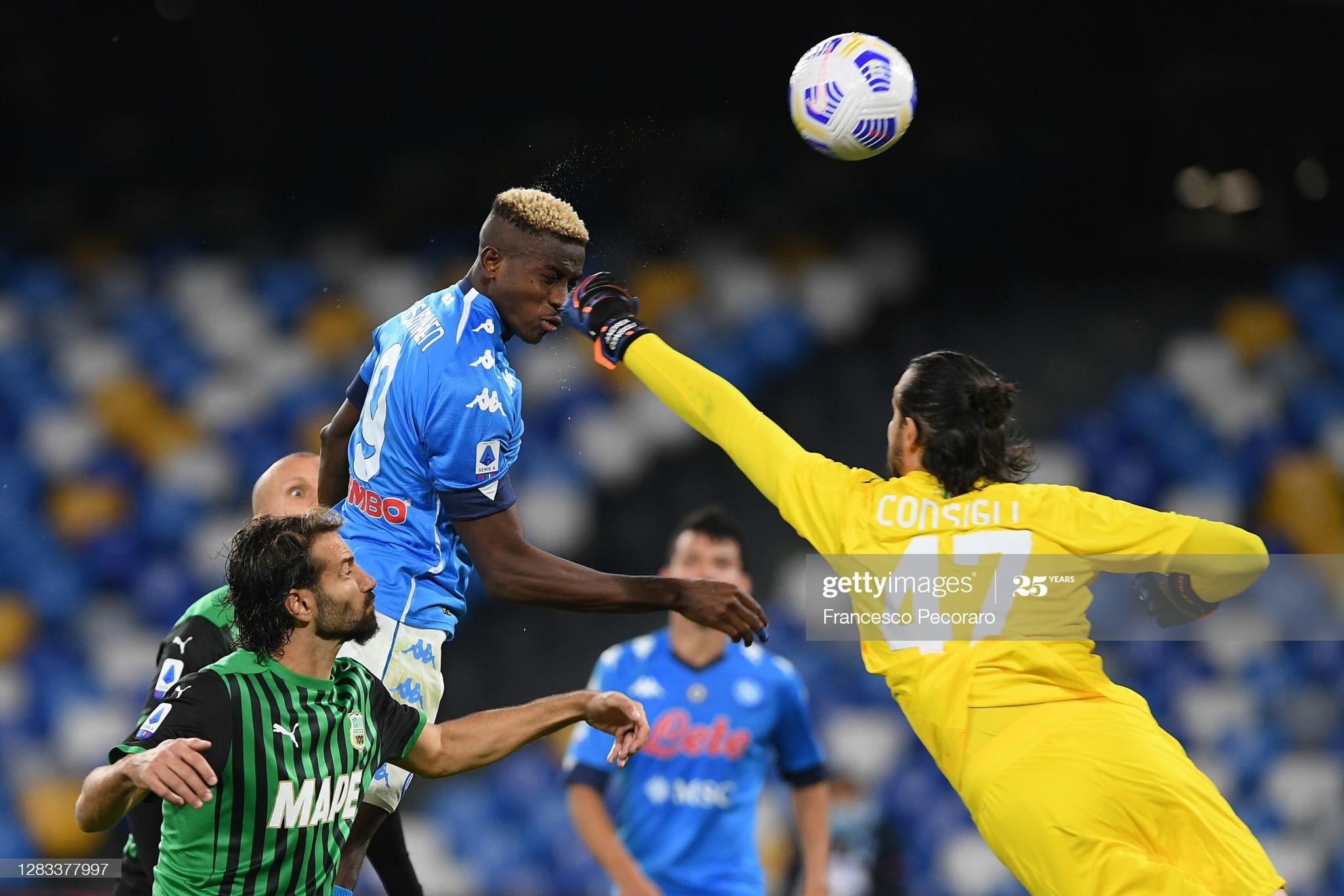 Napoli vs Milan