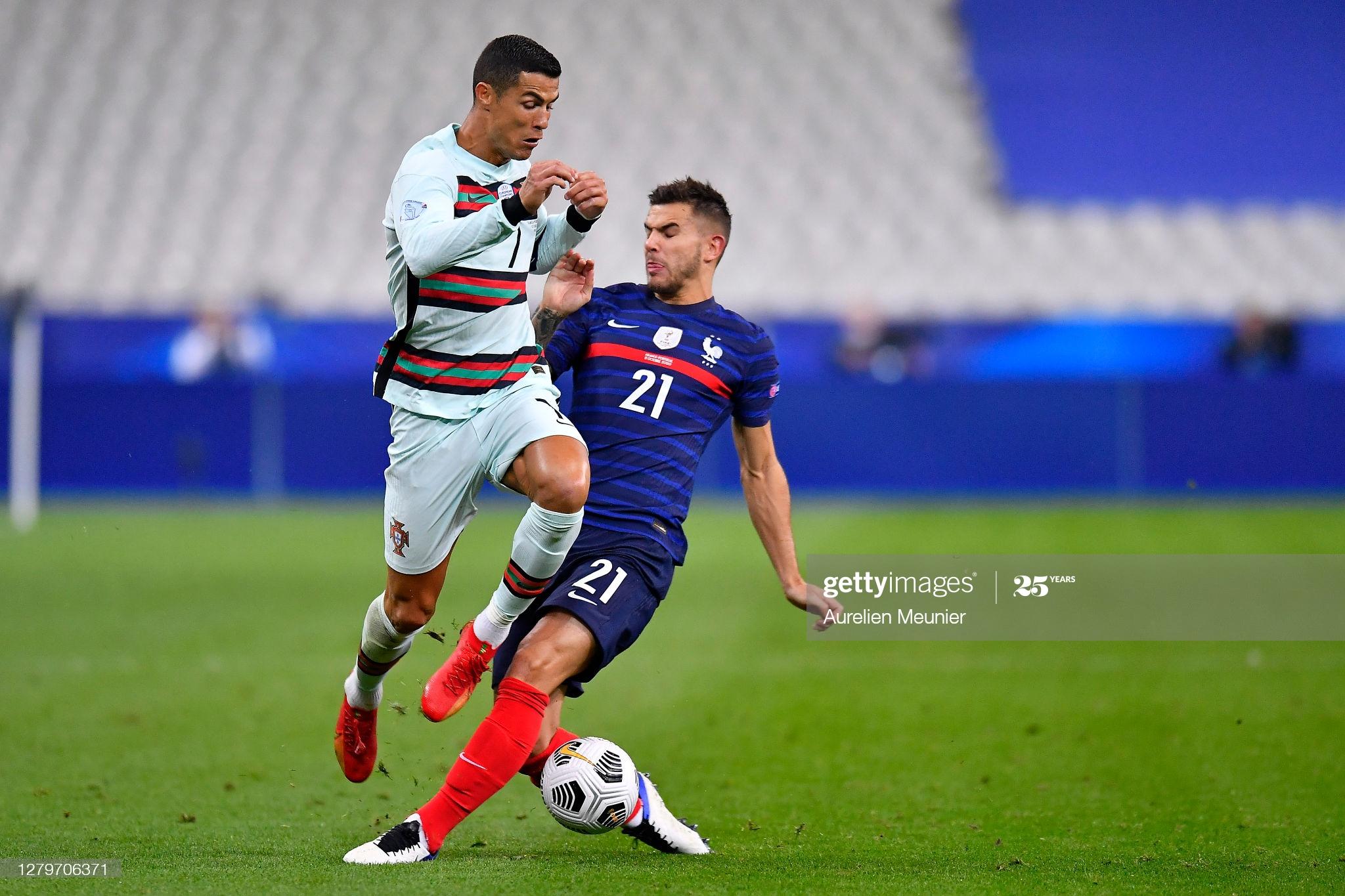 Portugal vs France