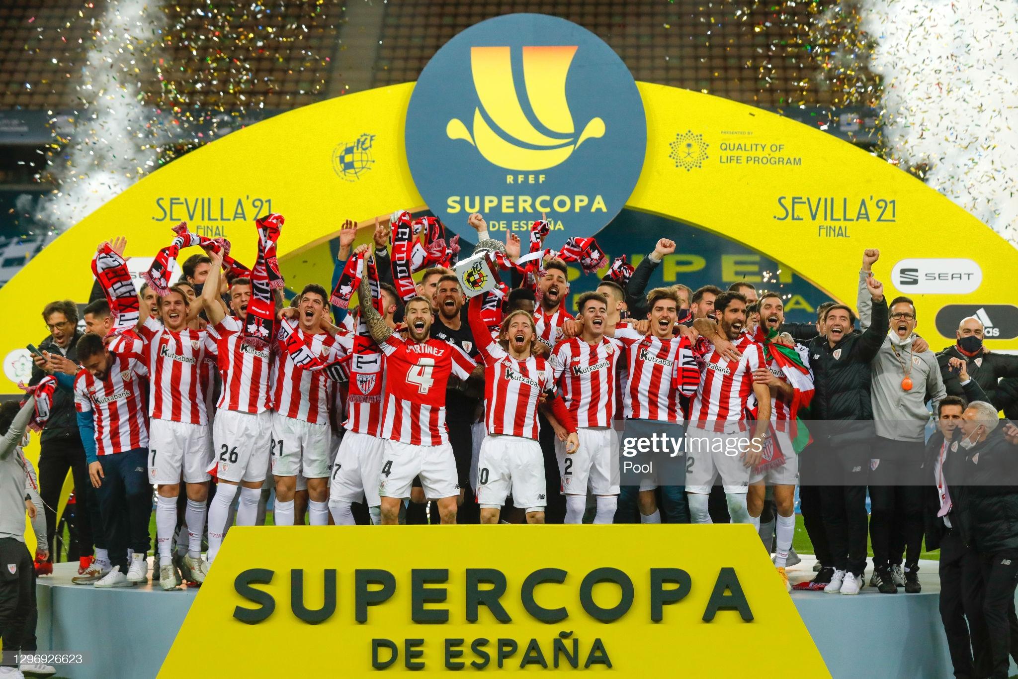 Athletic Bilbao Supercopa Finals