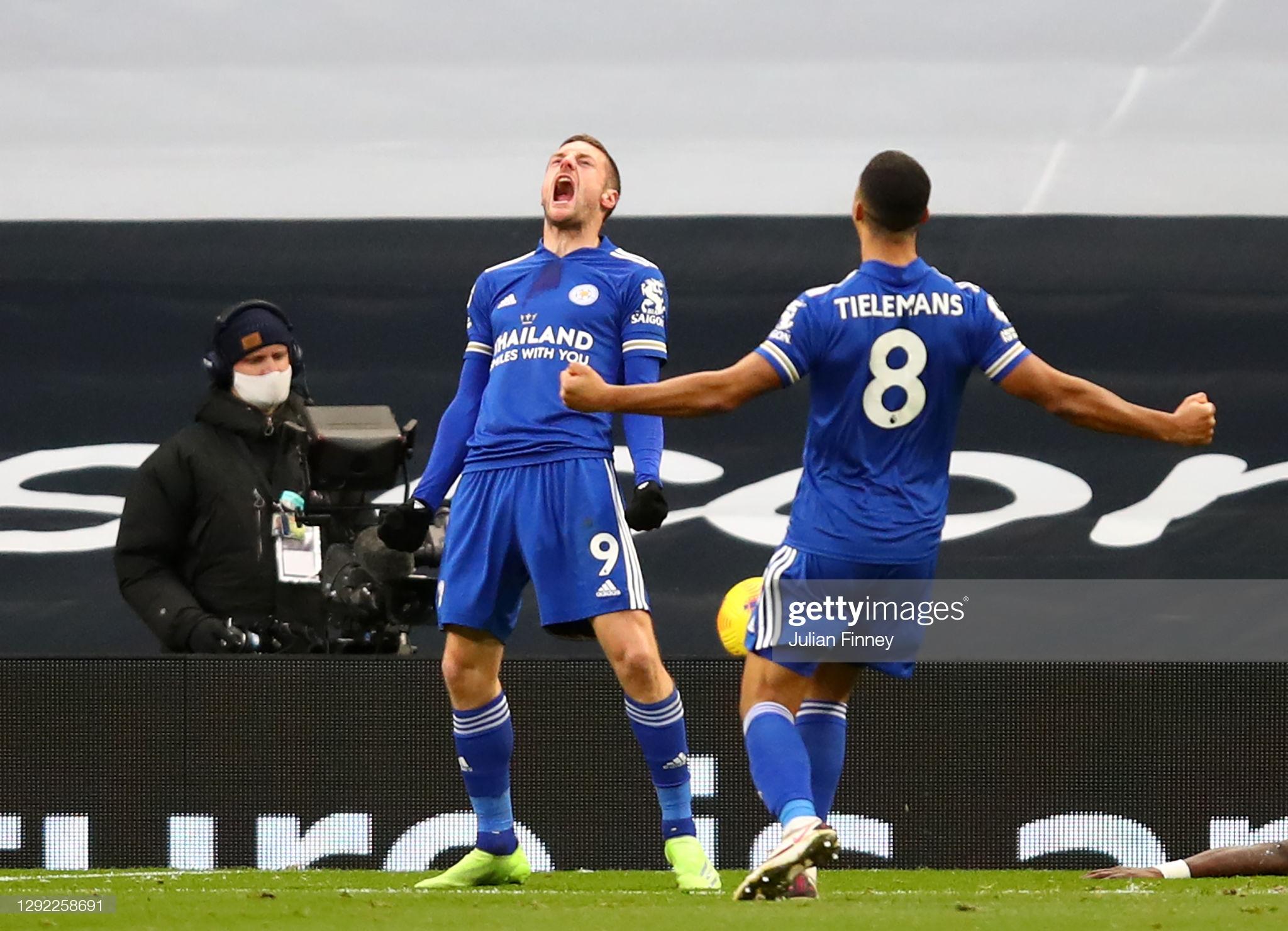 Leicester City: Jamie Vardy