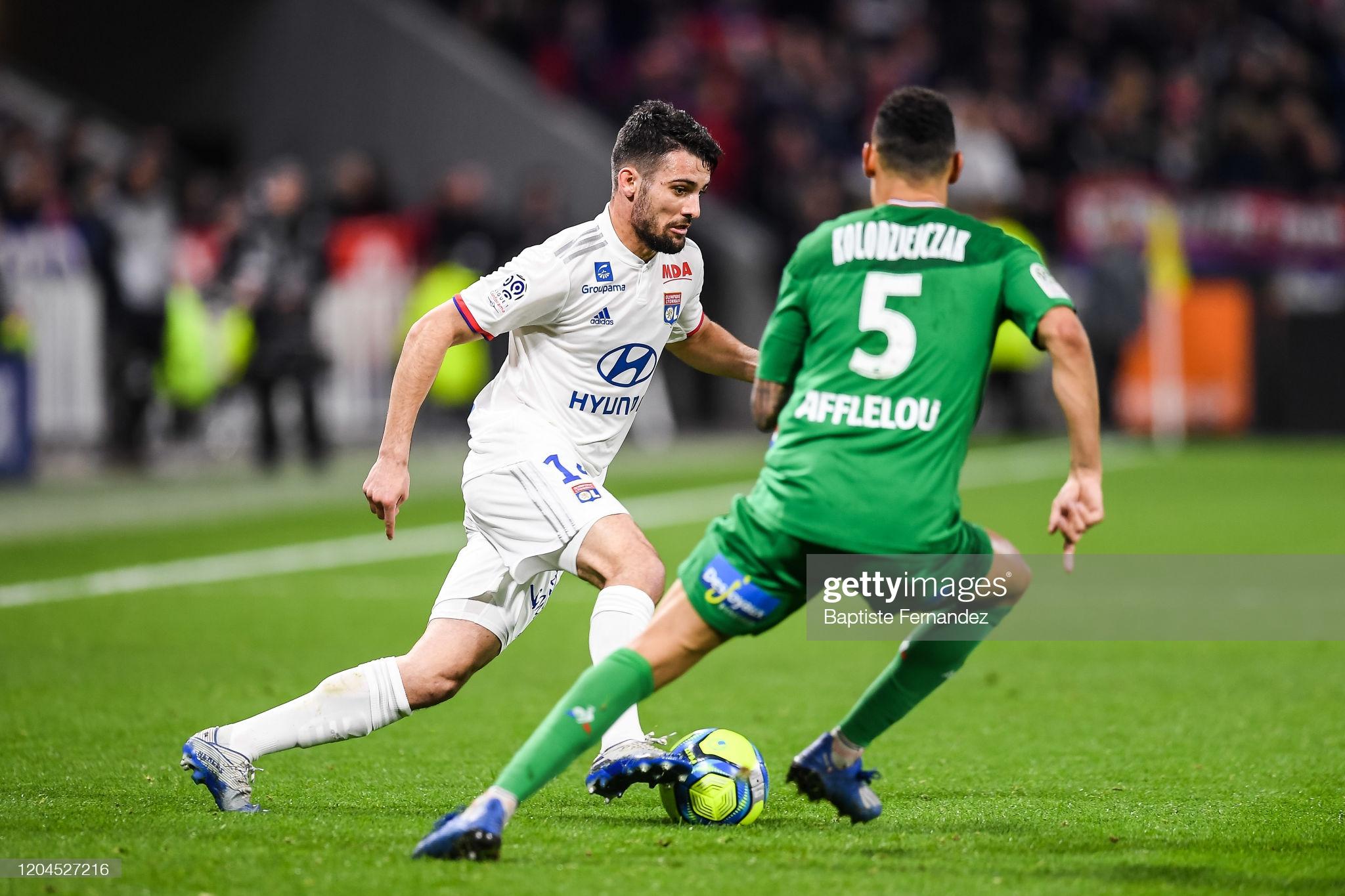 St. Etienne vs Lyon