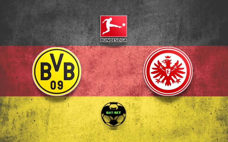 Borussia Dortmund vs Eintracht Frankfurt