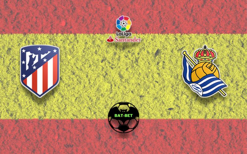 Atletico Madrid vs Real Sociedad