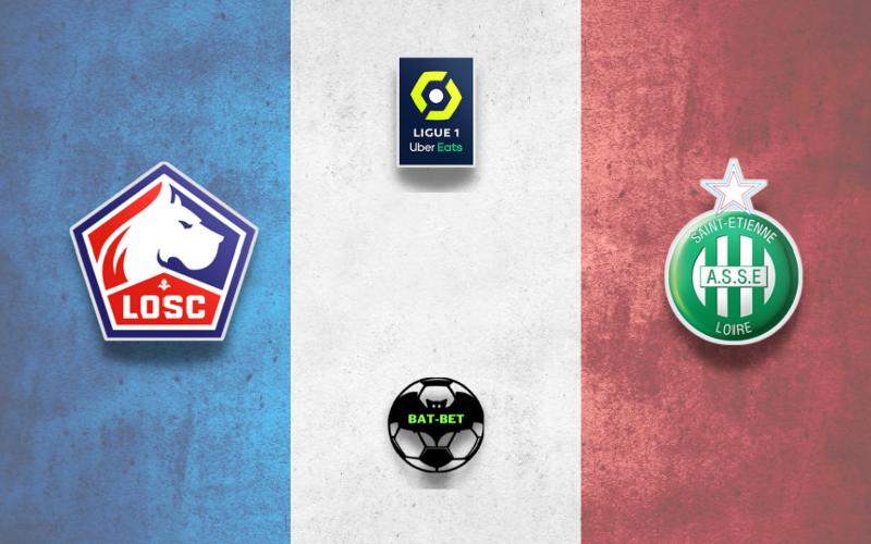Lille vs St. Etienne