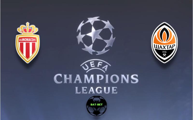 Monaco vs Shakhtar