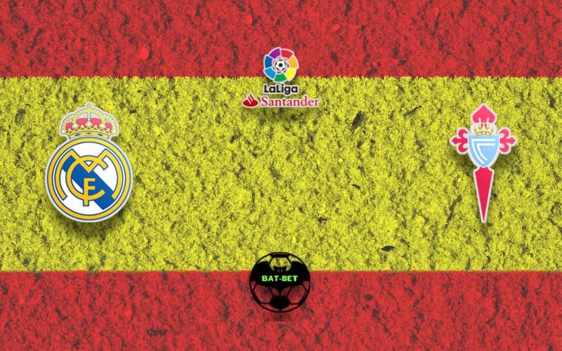 Real Madrid vs Celta Vigo Betting Tips   La Liga   Bat - Bet
